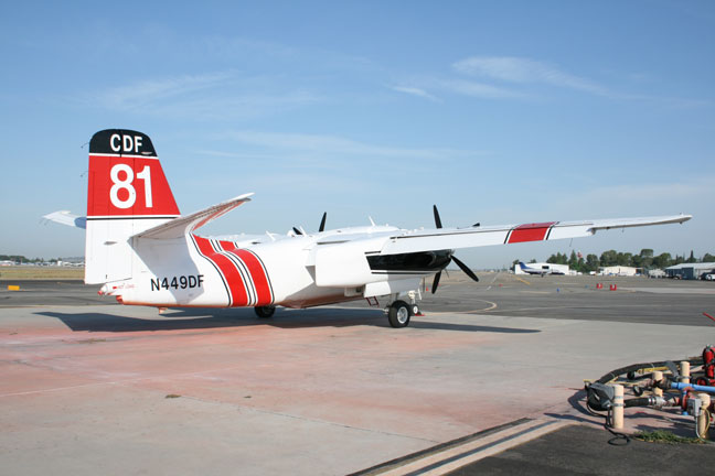 how to become an air tanker pilot