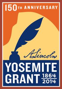 Yosemite Grant 150th Logo