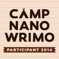 campnanowrimoparticipant2014
