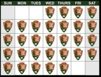 NPS-Calendar